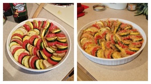 Vegetable Tian. I seriously ate this entire thing by myself in two sittings.