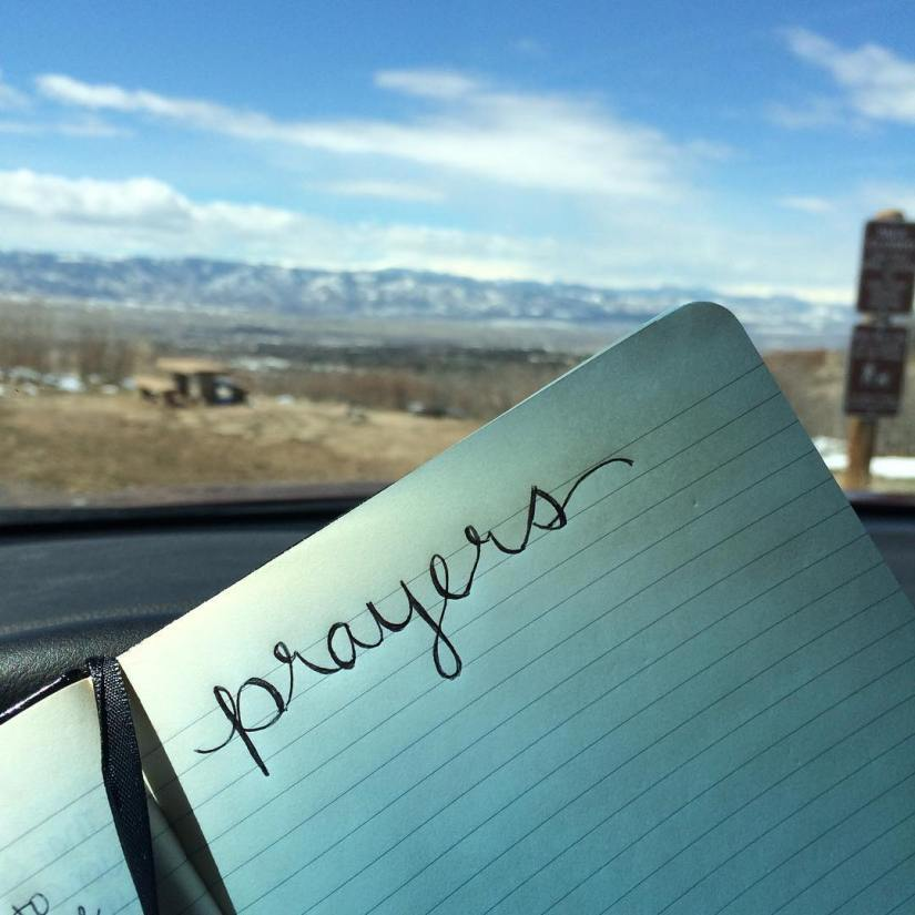 I foresee much prayer journaling in my favorite spot.
